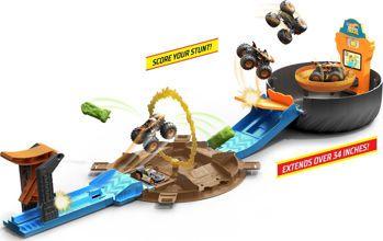 Picture of Mattel Hot Wheels Monster Trucks Πίστα Σούπερ Ρόδα GVK48