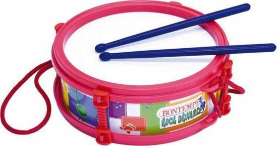 Picture of Bontempi Mini Τύμπανο Με Μπακέτες Marching Drum 501932