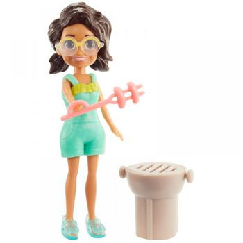 Picture of Mattel Polly Pocket Cookout Cutie Shani GDM01 / GMF77
