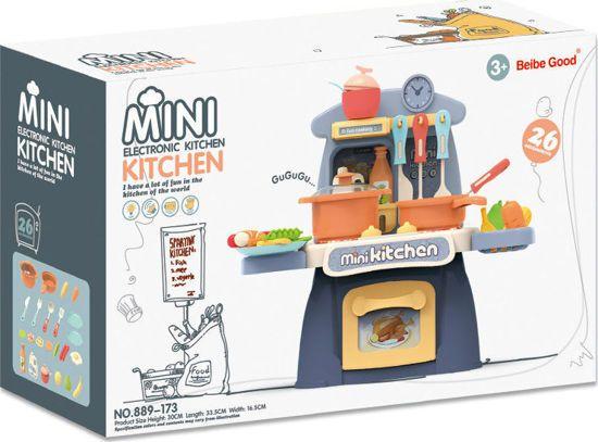 Picture of Zita Toys Κουζίνα Μπλε Με Αξεσουάρ Ήχους & Φως (005.889-173)