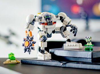 Picture of LEGO Creator 3 Σε 1 Διαστημικό Ρομπότ Εξόρυξης (31115)