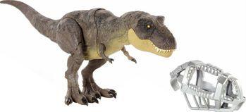 Picture of Mattel Jurassic World T-Rex Περπατάει Και Απελευθερώνεται GWD67