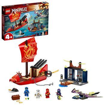 Picture of Lego Ninjago Final Flight Of Destinys Bounty 71749