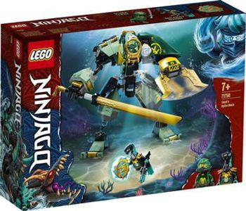 Picture of Lego Ninjago Lloyds Hydro Mech (71750)