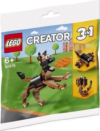 Picture of Lego Creator German Shepherd Bag (30578)