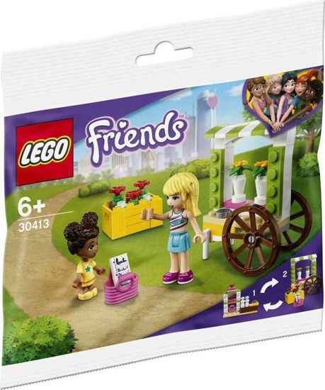 Picture of Lego Friends Flower Cart Bag (30413)