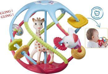 Picture of Sophie la Girafe Twistin Ball Διασκεδαστική Μπάλα Με Πολλαπλές Δραστηριότητες (S230788)
