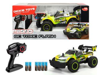 Picture of  Dickie Τηλεκατευθυνόμενο Toxic Flash RTR 201119178