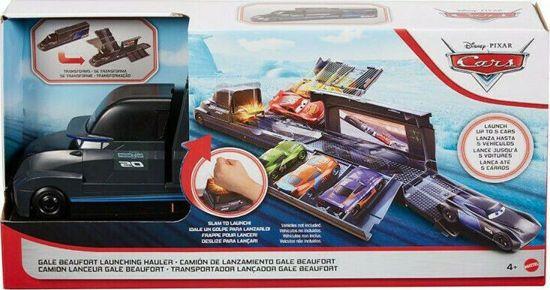Picture of Mattel Cars Νταλίκες Που Ανοίγουν Gale Beaufort Launcher Hauler (FRJ07/GPD93)