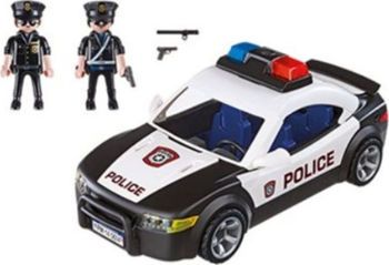 Picture of Playmobil City Action Police Περιπολικό Όχημα Αστυνομίας 5673
