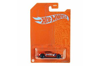 Picture of Mattel Hot Wheels Blue & Orange Satin Factory '18 Camaro GRR35/GRR18