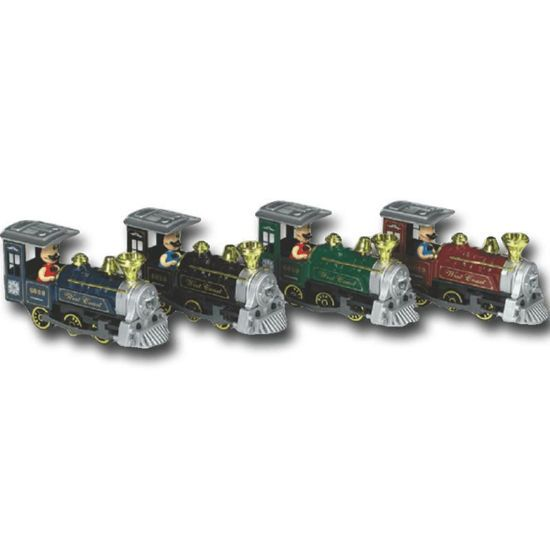 Picture of Μηχανή Τρένου Pullback Με Φώς Και Ήχο