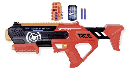 Picture of Max Attack Όπλο Εκτόξευσης Eva Bullets 9001A-1