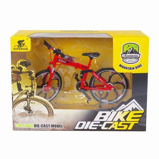 Picture of Μινιατούρα Μεταλλικό Ποδηλάτο 1:10