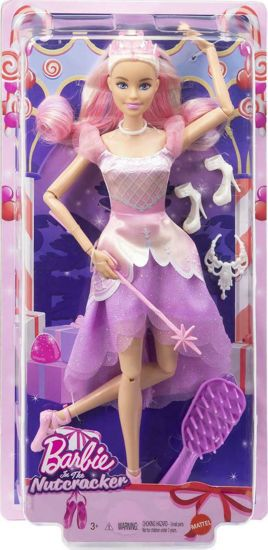 Picture of Barbie Πριγκίπισσα Καρυοθραύστης GXD62