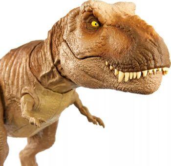 Picture of Mattel Jurassic World Epic T-Rex Με Ήχους Και Κίνηση GJT60