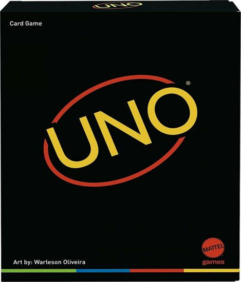 Picture of Mattel Uno Minimalista GYH69