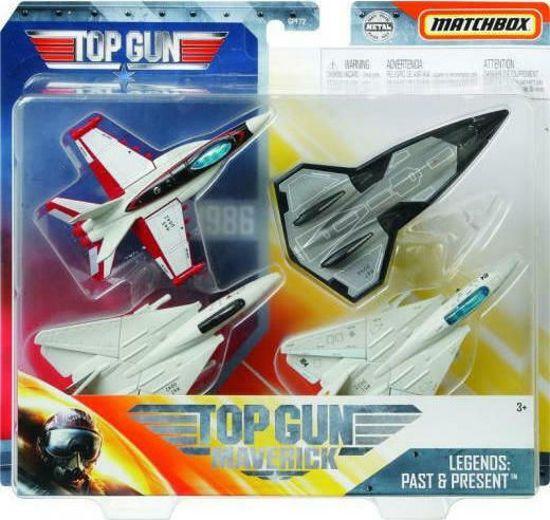 Picture of Matchbox Top Gun 4 Αεροπλανάκια