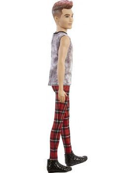 Picture of Mattel Ken Fashionista Rocker Ken Κούκλα DWK44/GVY29