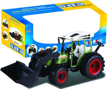 Picture of Zita Toys Τράκτέρ Friction