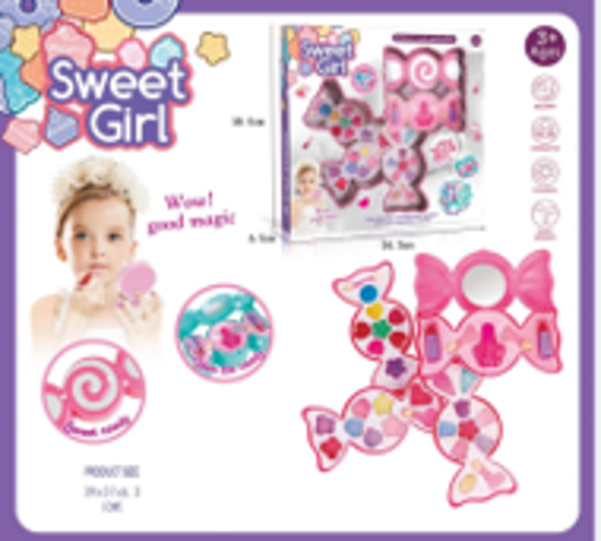 Picture of Zita Toys Τετραπλή Παλέτα Μακιγιάζ Καραμέλα