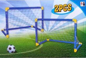 Picture of Zita Toys Σετ 2 Τέρματα Ποδοσφαίρου (95 x 62 x 48 εκ)
