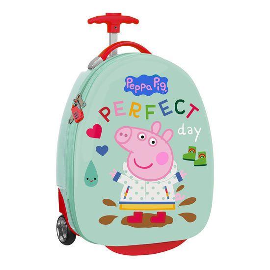 Picture of Safta Peppa Pig Τσάντα Βαλίτσα Τρόλευ (612172848)