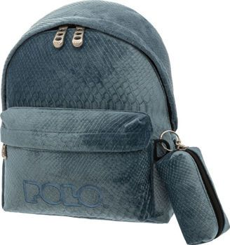 Picture of Polo Τσάντα Πλάτης Mini Navy Limited Edition 2021 9-07-168-5300