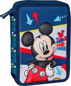 Picture of Diakakis Κασετίνα Γεμάτη Διπλή Mickey Mouse