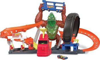 Picture of Mattel Hot Wheels City Πϊστα Γορίλας GTT94