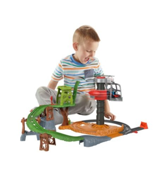 Picture of Fisher Price Thomas & Friends Διάσωση Της Τίγρης Με Ελικόπτερο GXH06