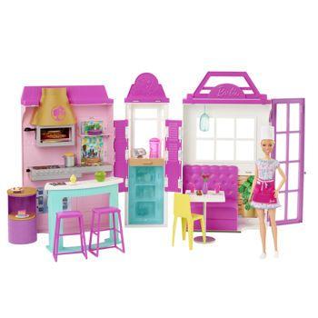 Picture of Mattel Barbie Εστιατόριο HBB91