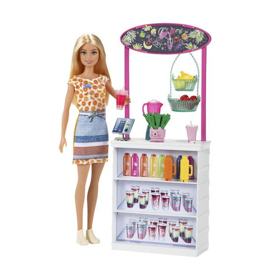 Picture of Mattel Barbie Wellness  Smoothie Bar GRN75