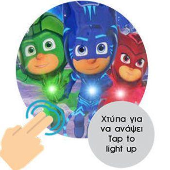 Picture of Diakakis Σχολική Τσάντα Πλάτης Δημοτικού PJ Masks