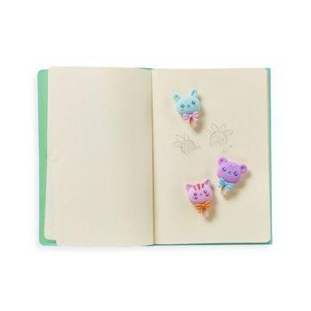 Picture of Ooly Σετ 3 Γόμες Για Μολύβι Cutie Pops με Άρωμα