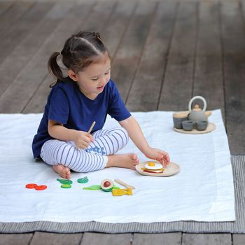 Picture of Plan Toys Πρωινό 3611