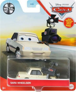 Picture of Mattel Disney And Pixar Cars Sara Wheelson DXV29/GRR85