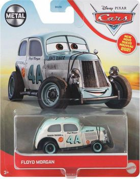 Picture of Mattel Disney & Pixar Cars Floyd Morgan DXV29/GBV72