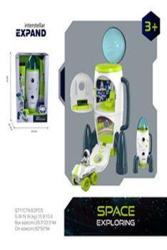 Picture of Zita Toys Διαστημικός Πύραυλος Με Αστροναύτες Και Ήχους