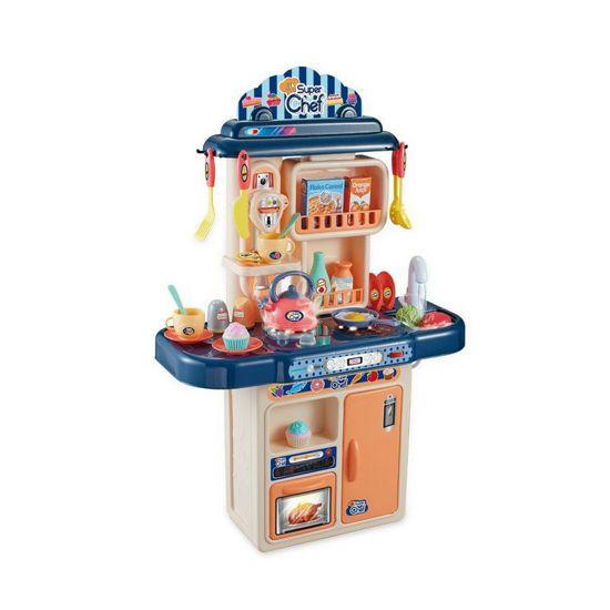 Picture of Snainter Παιδική Κουζίνα Με Ήχους, Φώτα, Βρύση Και Ατμό