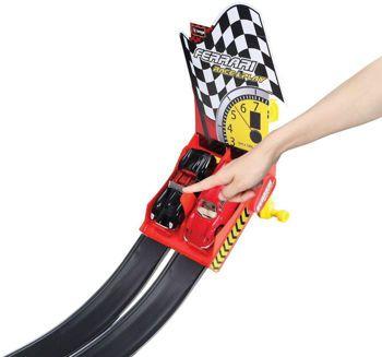 Picture of Bburago Ferrari Race and Play Dual Loop 1:43 (31216)