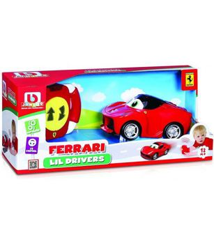 Picture of Bburago Παιδικό Αυτοκινητάκι Με Τηλεχειριστήριο Lil Drivers Laferrari RC (82002)