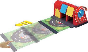 Picture of Bburago Junior Ferrari Roll Way Raceway (88806)