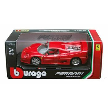 Picture of Bburago Ferrari F50 Κόκκινη 1/24 (26010)