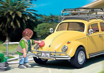 Picture of Playmobil Volkswagen Σκαραβαίος Limited Edition Collectible 70827