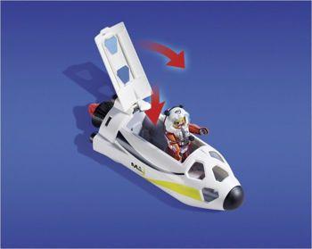 Picture of Playmobil Space Πύραυλος Διαστημικής Αποστολής Με Σταθμό Εκτόξευσης 9488
