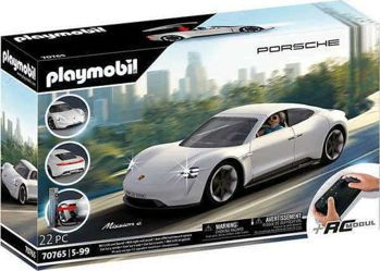 Picture of Playmobil Porsche Mission E 70765