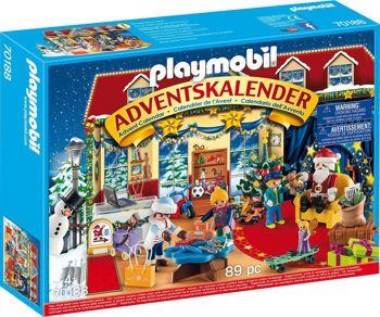 Picture of Playmobil Christmas Χριστουγεννιάτικο Ημερολόγιο Κατάστημα Παιχνιδιών 70188