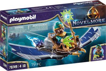 Picture of Playmobil Novelmore Μάγος Των Ανέμων 70749