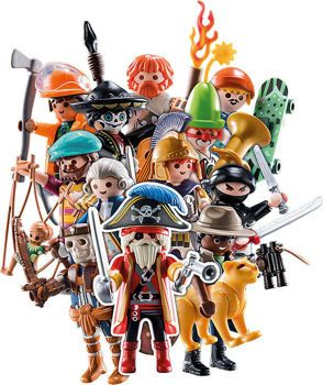 Picture of Playmobil Figures Σειρά 20-Αγόρι 70148